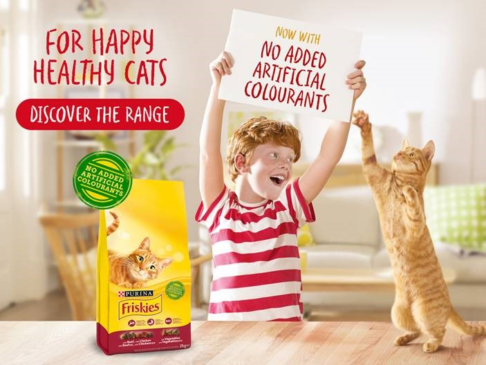 For healthy cats